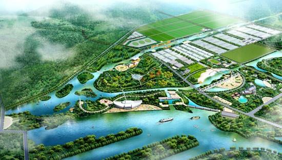 江苏省宿豫现代农业产业园区